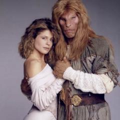 80s-Style TV Romance – Beauty & the Beast