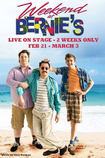 Weekend at Bernie's Live on Stage production