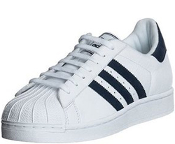 Breakdancing shoes: Adidas Shell Toes