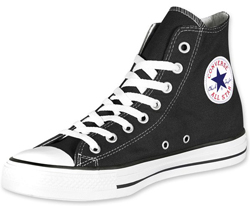Breakdancing shoes: Converse Chuck Taylors