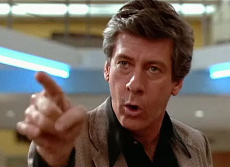 """Don't mess with the bull."" - Paul Gleason as Principal Richard ""Dick"" Vernon"