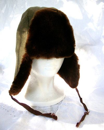 Bomber Hat (Photo credit: Atomic Treasure Hunter)