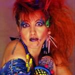 Cyndi Lauper 80s Costume