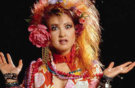 Image result for Cyndi Lauper