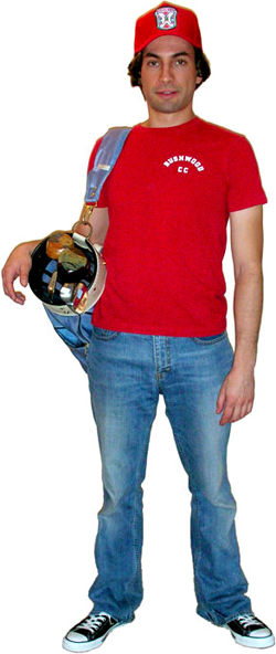 Caddyshack's Danny Noonan costume idea