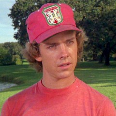 Danny Noonan from 1980's classic movie, Caddyshack