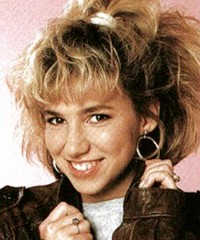 Debbie Gibson Costume Idea