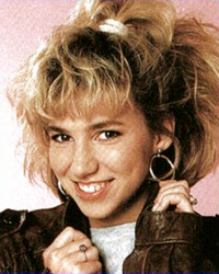 Debbie Gibson 80s Costume Idea