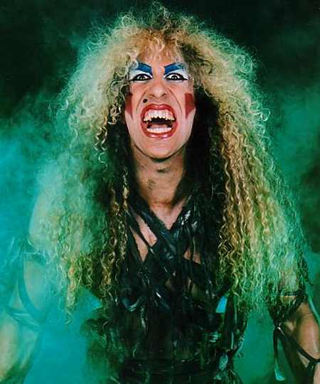 Twisted Sister Dee Snider costume idea