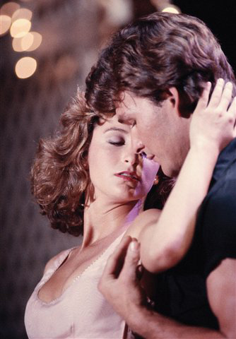 Baby (Jennifer Grey) & Johnny (Patick Swayze)
