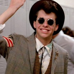 80s Costume Idea: Duckie Dale from Pretty in Pink