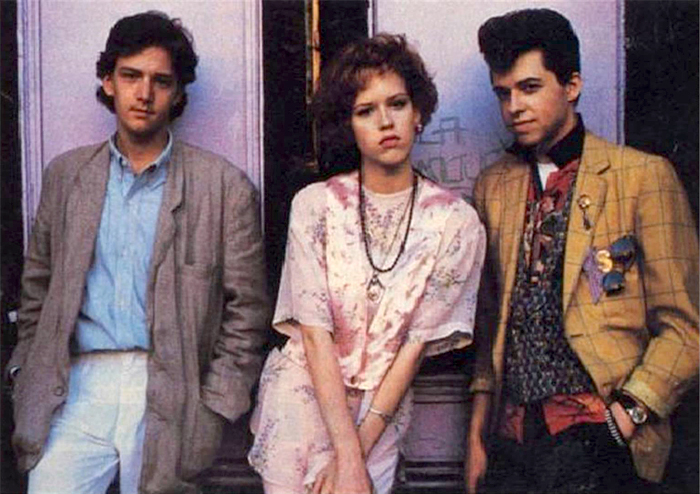 Pretty in Pink cast