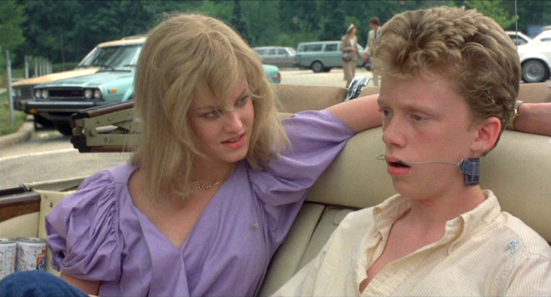 "Farmer Ted aka ""The Geek"" in Sixteen Candles."