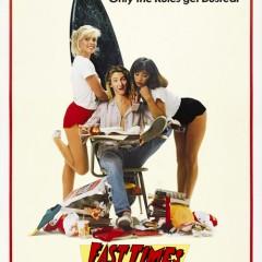 Fast Times at Ridgemont High, 1982