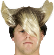 Marvelous 80S Costume Idea Flock Of Seagulls Like Totally 80S Hairstyle Inspiration Daily Dogsangcom
