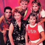 The Go-Go's 80s Costume