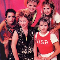 The Go-Go's 80s Costume