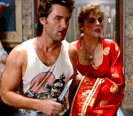 Jack Burton from Big Trouble in Little China costume idea