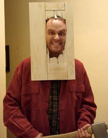 Jack Torrence costume from The Shining
