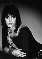 Joan Jett, the perfect 80s costume for all the bad ass rock n' rollers.