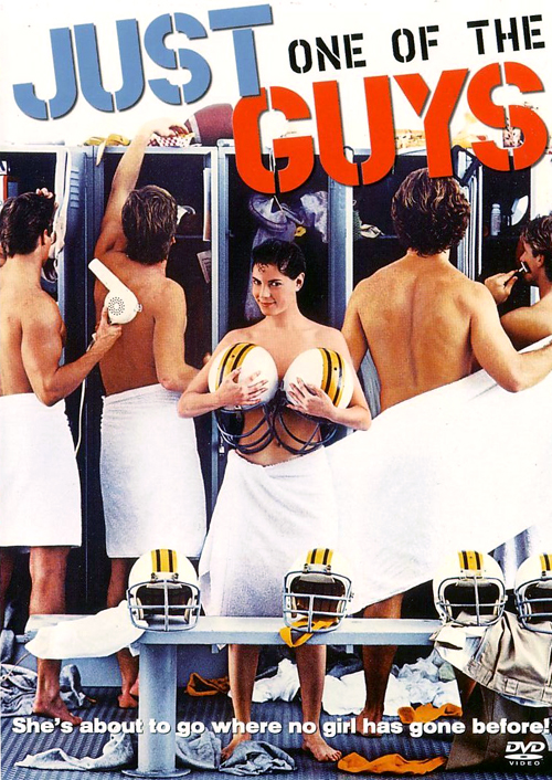 Just One of the Guys movie poster, 1985