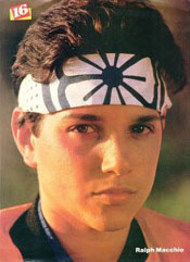 Karate Kid costume