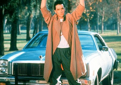 Lloyd Dobler 80s Costume Idea
