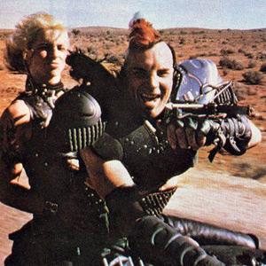 Mad Max biker fashion