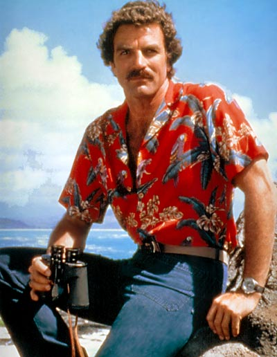 tom selleck magnum