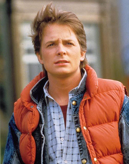 Marty McFly costume idea