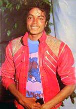 Michael Jackson costume