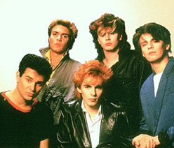 Poppled Collar: Duran Duran