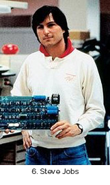 Popped Collar: Steve Jobs