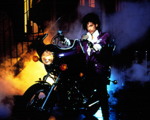 "Prince plays ""The Kid"" in Purple Rain"