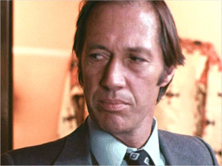 David Carradine as Det. Shepard