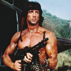 80s Costume Idea: John Rambo