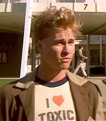Chris Knight from Real Genius