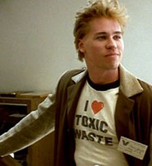 Chris Knight of Real Genius 80s Costume Idea