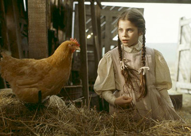Dorothy played by actress Fairuza Balk