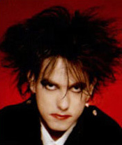 Robert Smith of the Cure costume idea