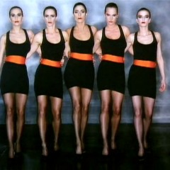 Simply Irresistible: Robert Palmer Video Girl Costume