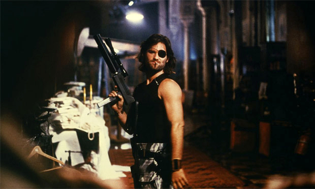 Snake Plissken from Escape from New York