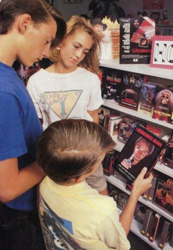 80s Video Store