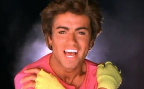 Wham! Costume idea: George