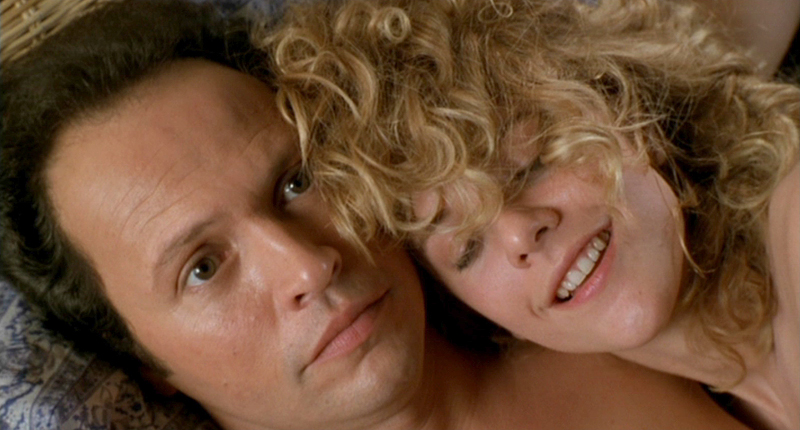 Harry & Sally (Billy Crystal & Meg Ryan)