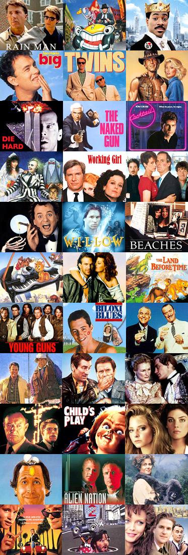 1988 Movies
