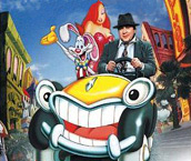 1988 - Who Framed Roger Rabbit, with its fantastic live action and cartoon mix look, was one of the top 1988 Box Office draws.