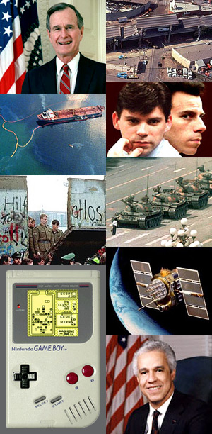 1989 History & Politics