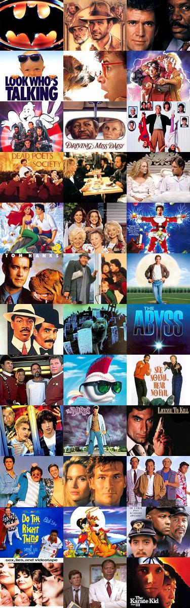 1989 Movies