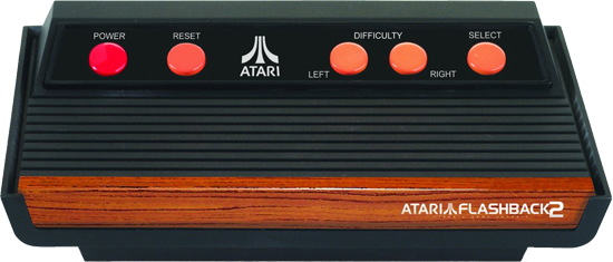 Atari Flashback 2+ Plug-in-Play